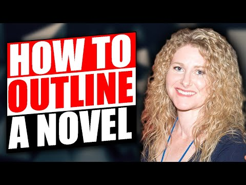 How To Outline A Novel