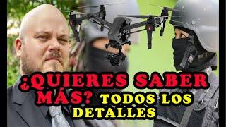 LOS DRONES ya son una realidad LO RECOLECTADO Y CUANTO MAS FALTA