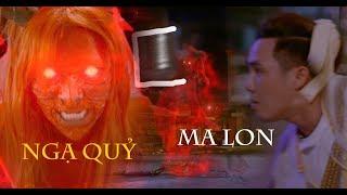 HUỲNH LẬP - AI CHẾT GIƠ TAY HẬU TRƯỜNG KỸ XẢO VFX TẬP 3 | Ma lon và Đại Chiến Ngạ Quỷ!!!