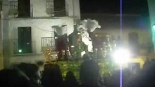 Gitano de Cordoba en el Bailio 2010 , Segunda parte