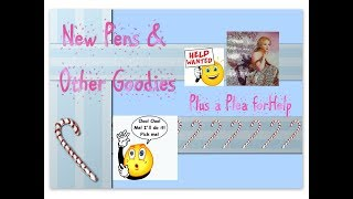 Diamond Painting Goodies - **New Pens** Storage, Needle Minders, and Help Wanted!