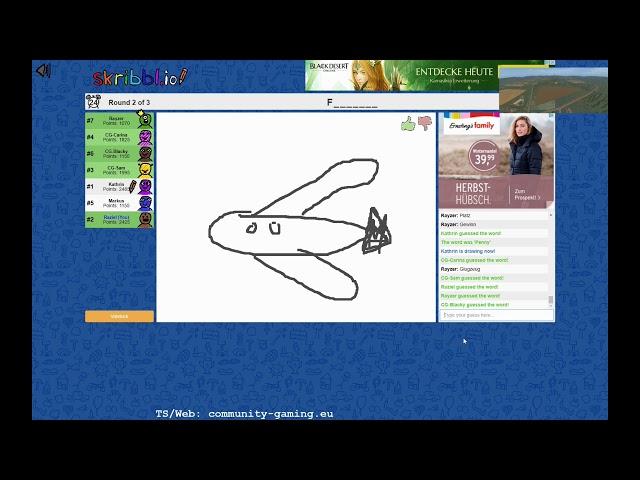 Scribbl: Wir können nicht Zeichnen | Folge #016 | Let's Play Mini-Games