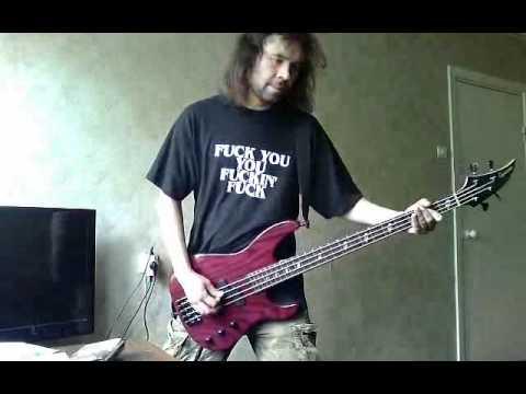 Inner Fear - Secrets holder on bass