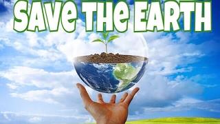 Save the Earth | Backstage сьемки ролика в защиту природы.