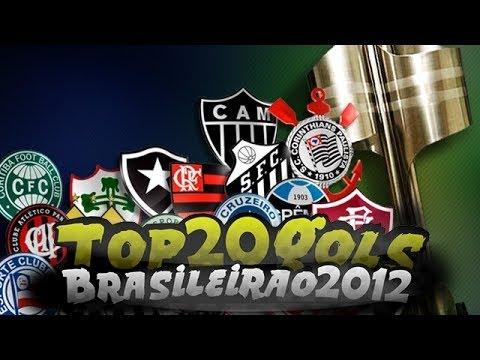 Top 20 - Gols mais bonitos do Brasileirão 2012