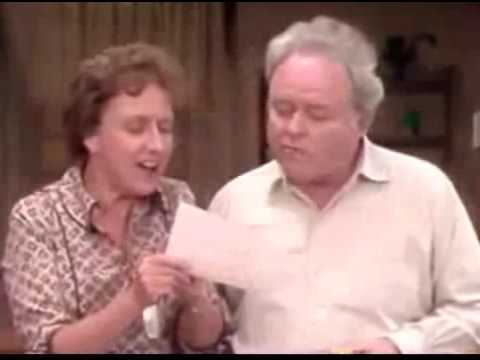 All in the Family S6 E08 Edith Breaks Out