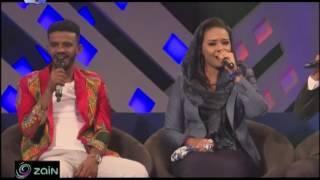 مفارق حيو - هدي عربي - أغاني وأغاني - رمضان 2017