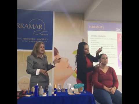 Adriana Fernandez was live  Terramar Brands