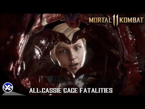 Mortal Kombat 11: How to Do and Unlock Fatalities for All