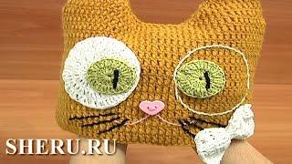 Детская шапочка Урок 6 часть 2 из 2 Cómo crochet sombrero del bebé