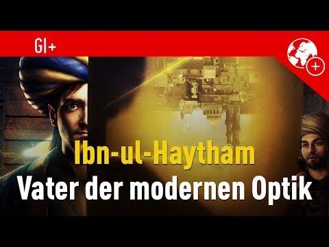 Ibn ul Haytham Vater der modernen Optik