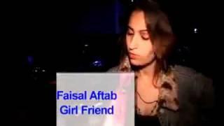 Mr Zardari girl friend