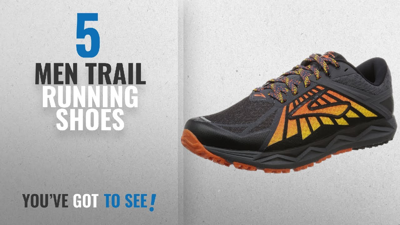 af9f525adb0 Brooks Trail Running Shoes   Winter 2018