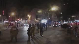 Видео 360: столкновения между китайской диаспорой и полицией в Париже