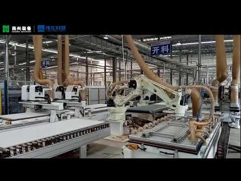 Higher Flexibility For Batch-size-one Production Of Customized Furniture