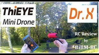 ThiEYE Dr.X review - Flight, Video, Photo & App Tests (Part II)