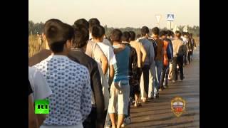 В Одинцове задержано 1 800 нелегальных иммигрантов