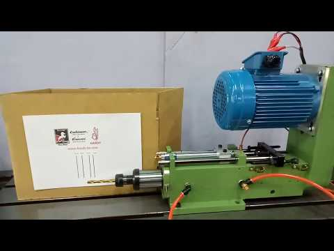 HARDY Peck Drilling Spindle Unit (翰坤多段式穩速器鑽孔動力頭)