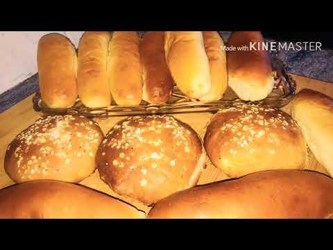 recette-de-pain-de-hot-dog-طريقة-تحظير-عيش-فينو-أو-(خبز-سندويتش)-سهل-وإقتصدي🥖👌🌭et-très-facile