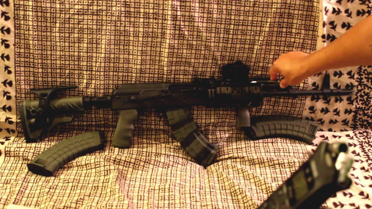 AK-47, WASR 10/63 Modifications