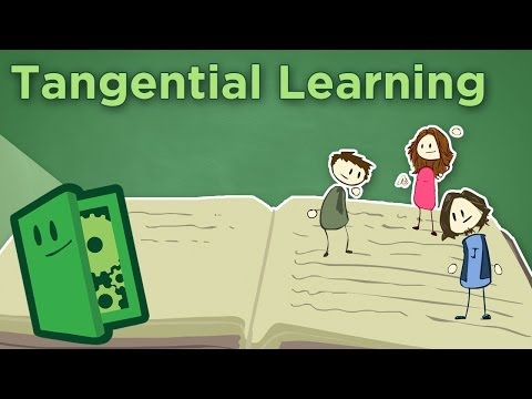 Tangential Learning - How Games Can Teach Us While We Play - Extra Credits