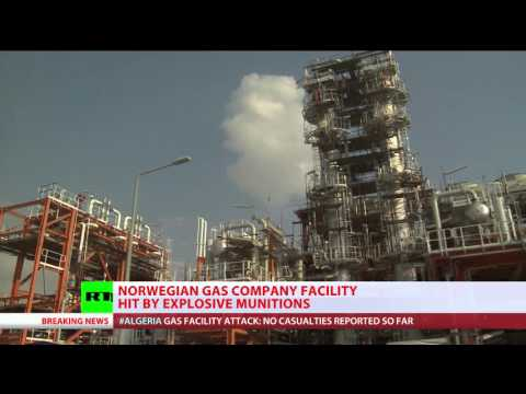 Algerian gas plant owned by Norwegian Statoil attacked by militants