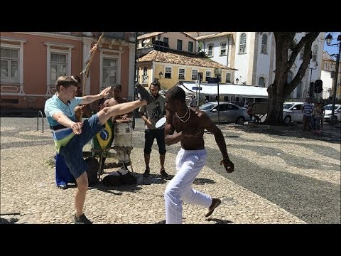 Capoeira in Salvador, Bahia, Brazil - Travel Professor