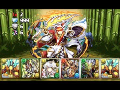 [Puzzle and Dragons] Takeminakata (+297) Descended! (Yog)