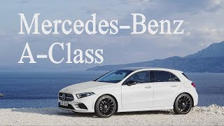 M-Benz A-class 試駕!同級車預備改款大廝殺 -廖怡塵【全民瘋車Bar】