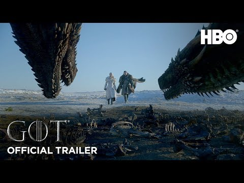 Raphael - Game Of Thrones Official Trailer Is Here!