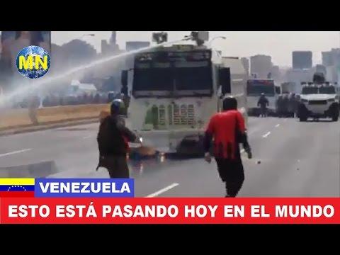 Venezuela 22 de mayo | Así fue la Marcha por la Salud y Protesta contra Nicolás Maduro