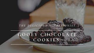 Delicious Avocado Double Chocolate Cookies!!