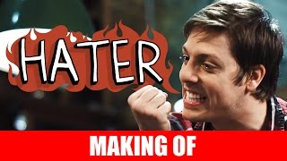 Vídeo - Making Of – Hater