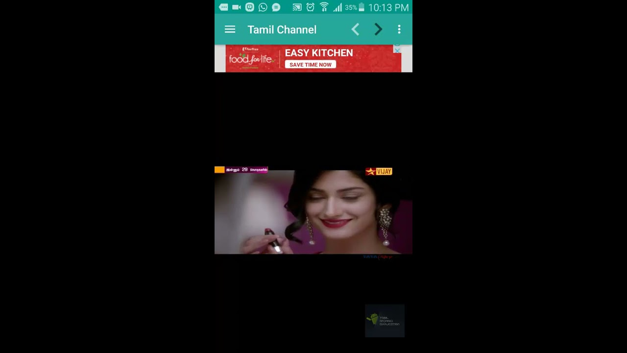 Tamil Tv Channels for Android phones  | Iptv chann