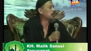 Pengajian KH Malik Sanusi Terlucu, Ada Penjual Sayur Lewat Depan Panggung KH Malik Sanusi
