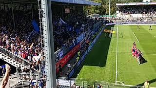 Sandhausen vs HSV 2