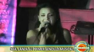 Chia Arroyo Lanzamiento