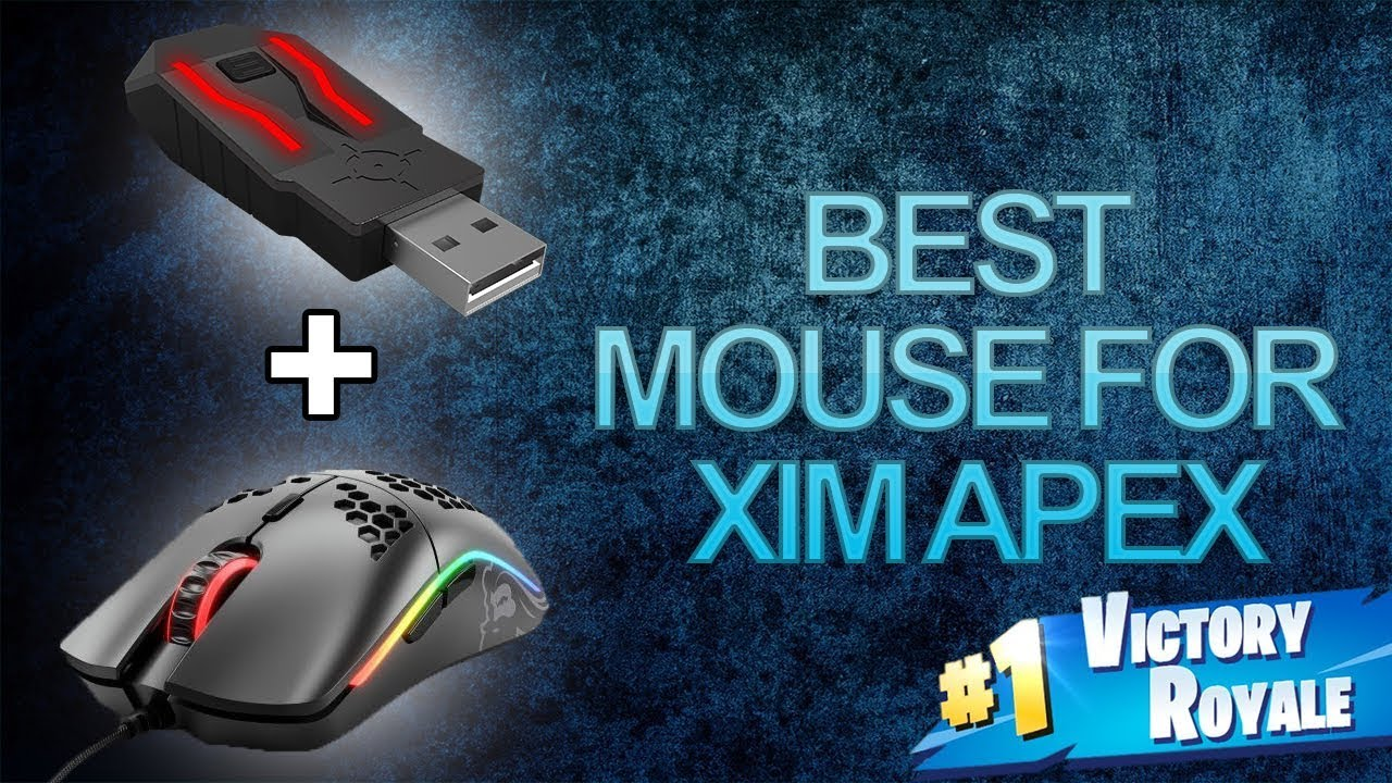 Best Mouse To Use With The Xim Apex (HANDCAM) / Fortnite