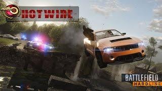 Battlefield Hardline - HOTWIRE Gameplay PC MSI GTX 980 GAMING 4G + Intel Core i7-4820K - ULTRA