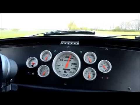 Mini Test Drive Onboard Acceleration B18 Vtec
