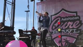 Andy Grammer - Always 12-16-17 Cure Bowl Orlando