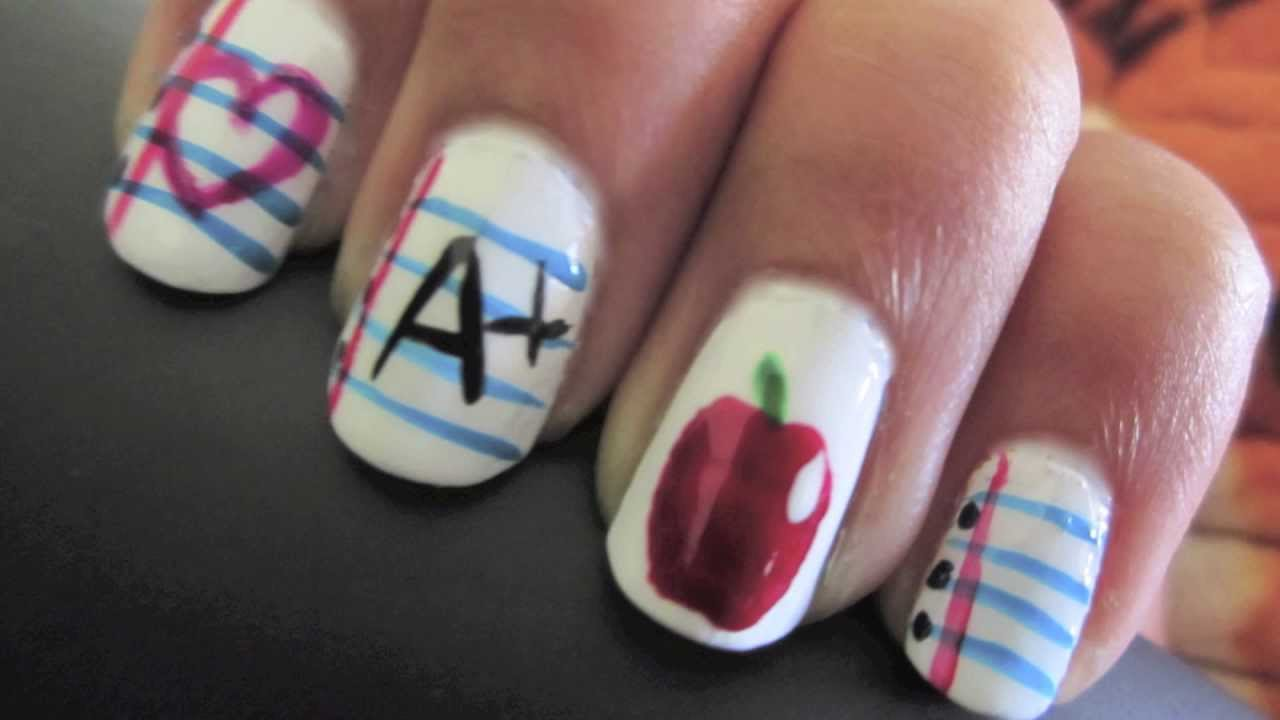 Amazing Back-To-School Nails - The Original Mane \'n Tail | Personal Care