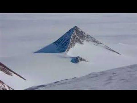 La pirámide más antigua está en la Antártida