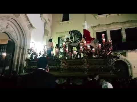 Las penas 2018 Almería  plaza virgen del mar