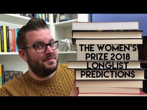 The Women's Prize 2018 Longlist Predictions