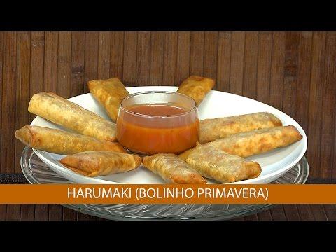 HARUMAKI (BOLINHO PRIMAVERA)
