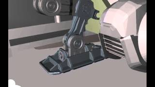 Landing Gear Animation 1