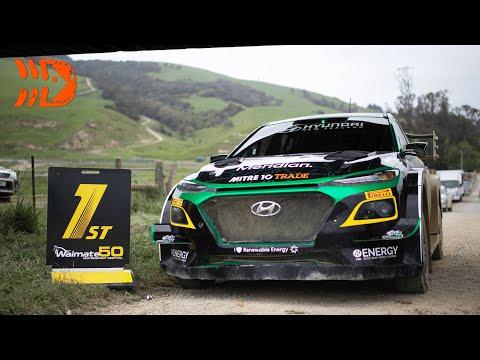 Winning Start for Paddon's Electric Hyundai - PURE SOUND
