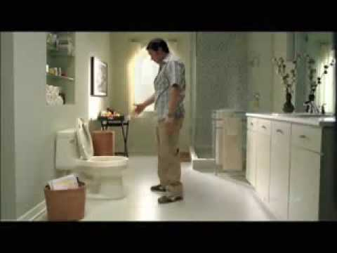 Kohler - Hot Female Plumber Ad - YouTube