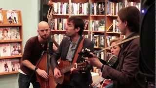 "Andrew Bird - ""Dark Matter / Sweetbreads"" at Grimey's Too, 3/7/2013"
